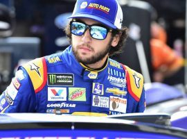 Chase Elliott is No. 12 in the Cup series standings and wants to improve his position at Watkins Glen. (Image: LAT)