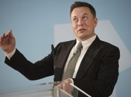 Tesla CEO Elon Musk announced his intentions to take the car company private on Tuesday. (Image: Getty)
