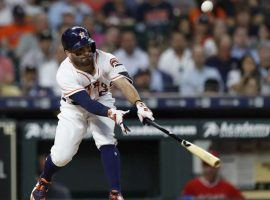 Jose Altuve and the rest of the Houston Astros had been mired in a home losing streak. (Image: Houston Chronicle)