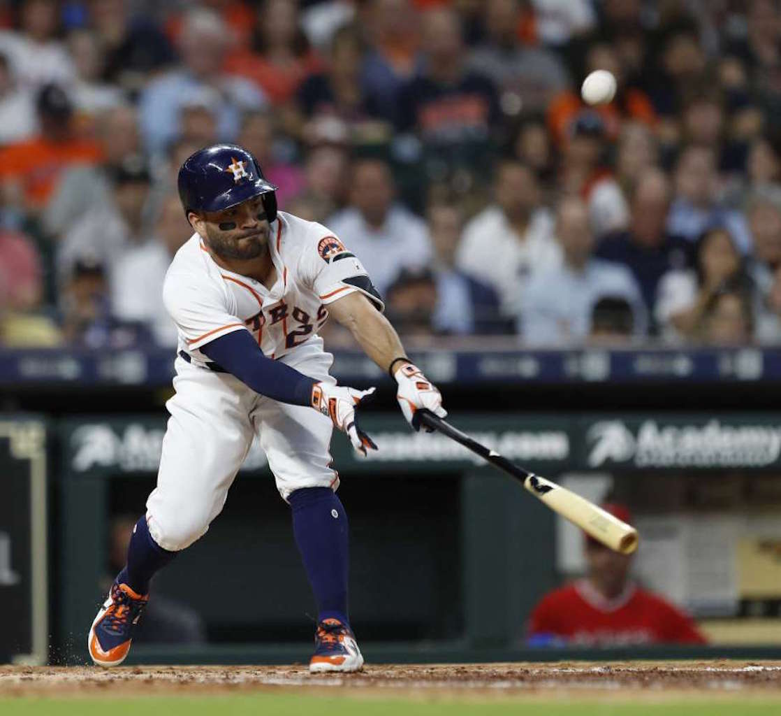 Home Field Disadvantage: Houston Astros Can't Squeeze Out a Win at Minute Maid Park