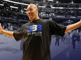 LaVar Ball, father of Los Angeles Lakers guard Lonzo Ball, has been known to be outspoken. (Image: Getty)