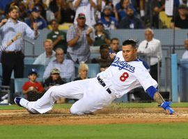 The Dodgers scored during the trade deadline with not only Manny Machado, but two other players. (Image: Getty)