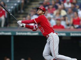 Los Angeles Angels Shohei Ohtani accomplished a feat that hadn't been done since 1921. (Image: Getty)