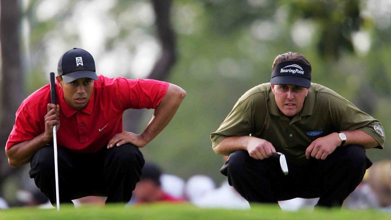 Tiger-Phil Match for $10 Million Could Set Stage for Other Big Money Golf Duels