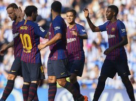 Barcelona will look to get its Champions League campaign off to a strong start on Tuesday as the Spanish side hosts PSV Eindhoven. (Image: Getty)