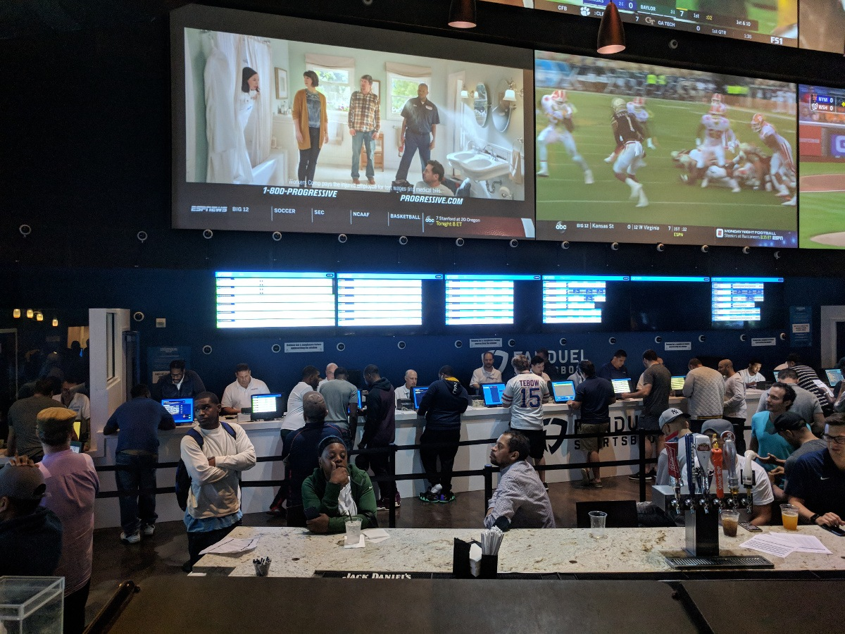 Congressional hearing sports betting