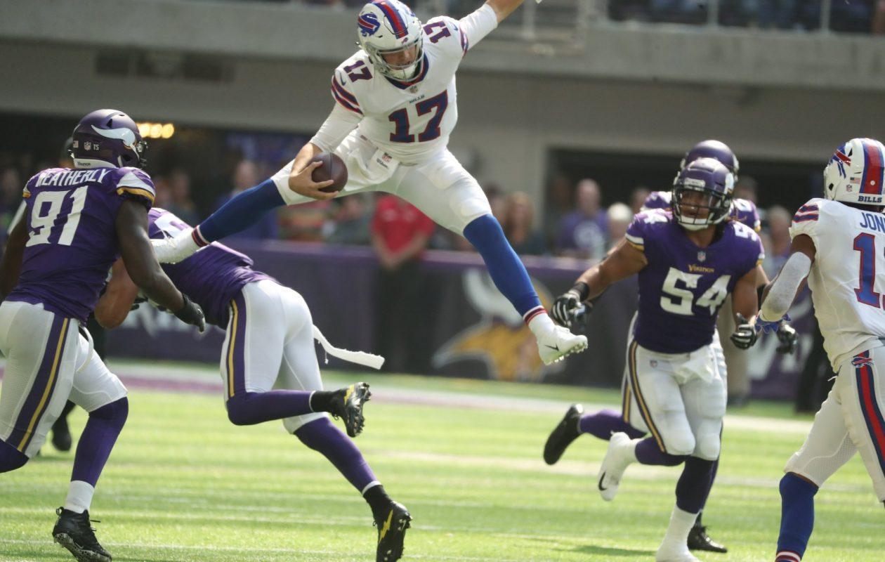 Buffalo Bills NFL upset