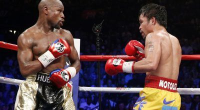 Floyd Mayweather, Manny Pacquiao Working Towards December Rematch