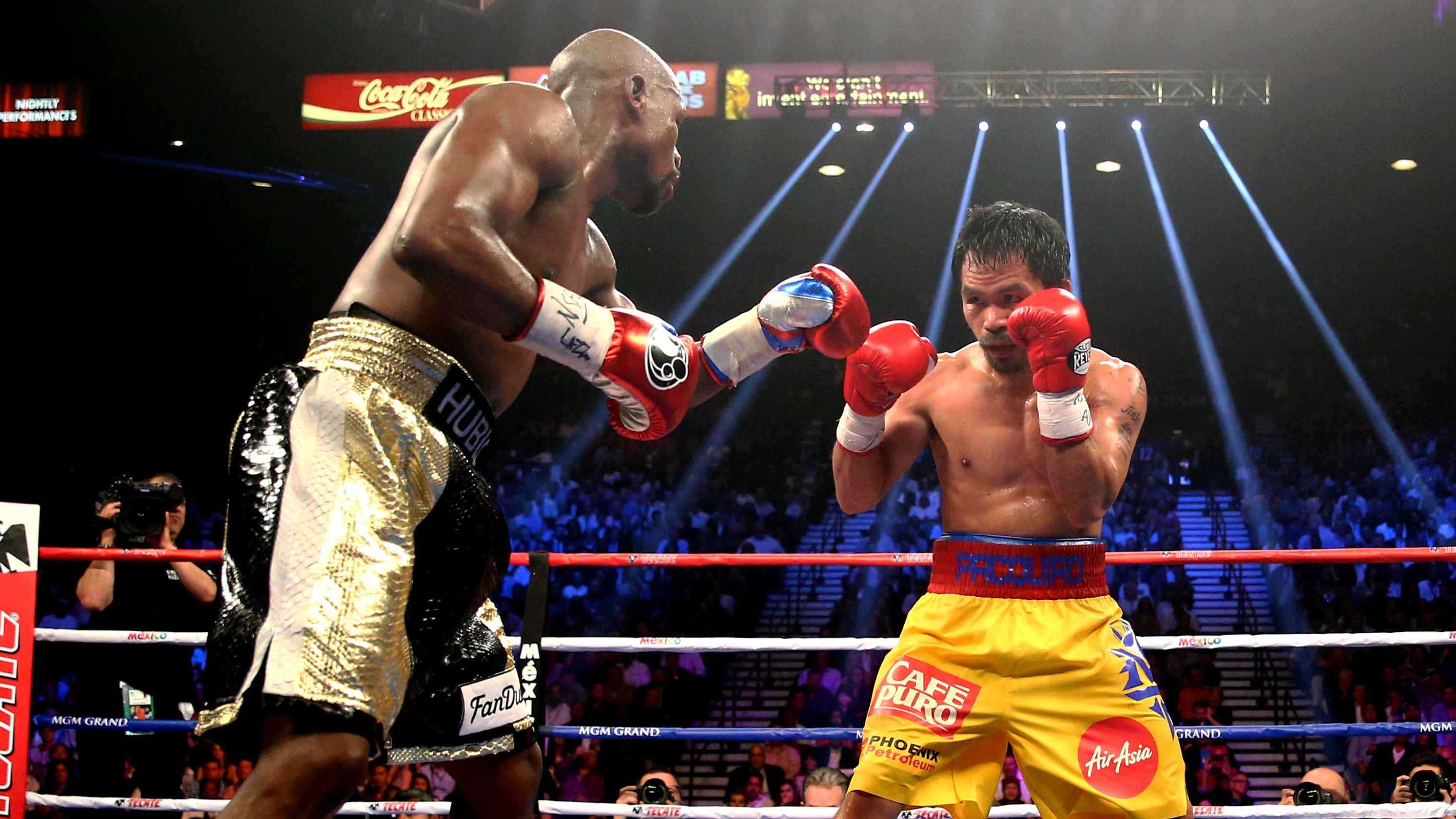 Floyd Mayweather Planning Tune-Up Fight in Japan Before Pacquiao Rematch