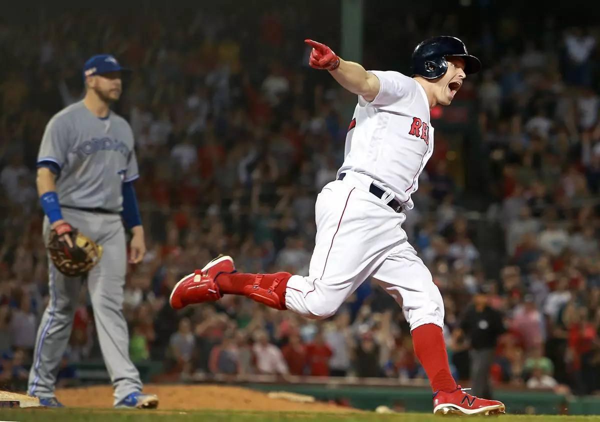 Boston Red Sox Clinch