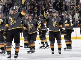 William Hill US and the Vegas Golden Knights have signed a partnership that will see the bookmaker prominently featured at T-Mobile Arena. (Image: Jeff Bottari/Getty/NHLI)