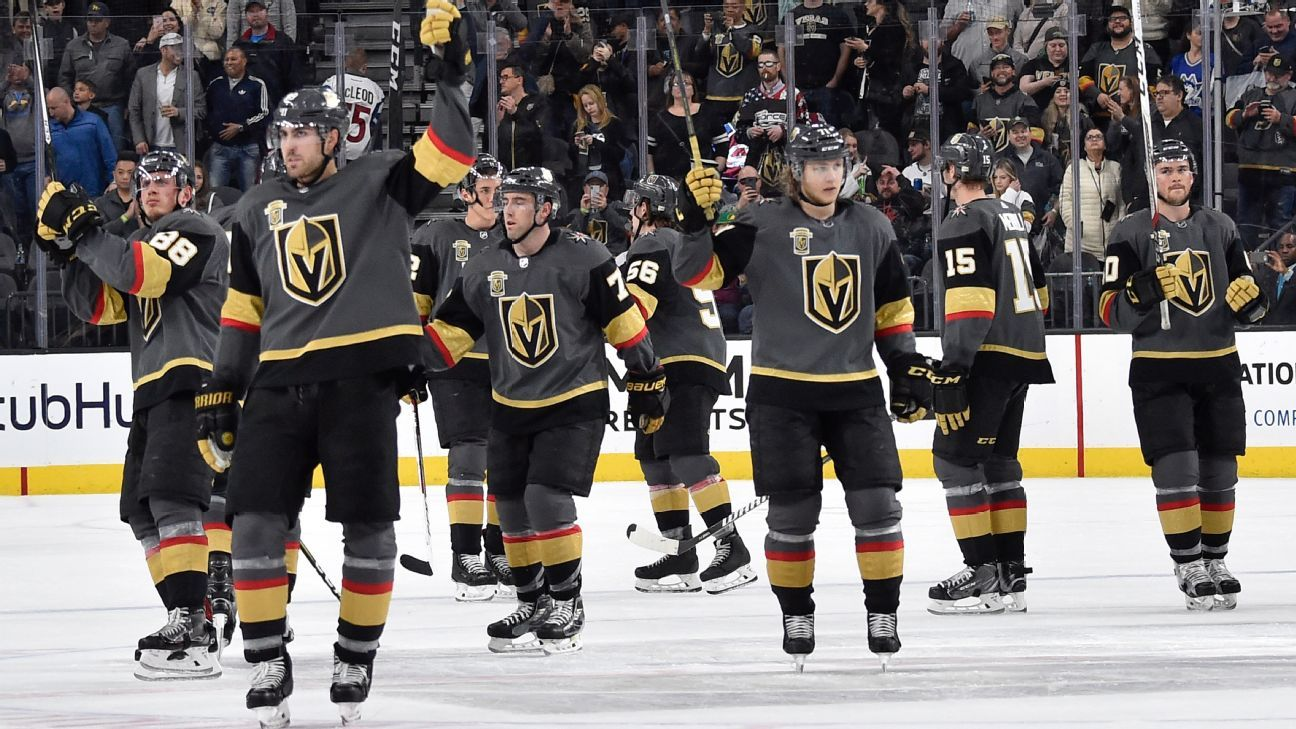 William Hill US Enters Multi-Year Partnership with Vegas Golden Knights