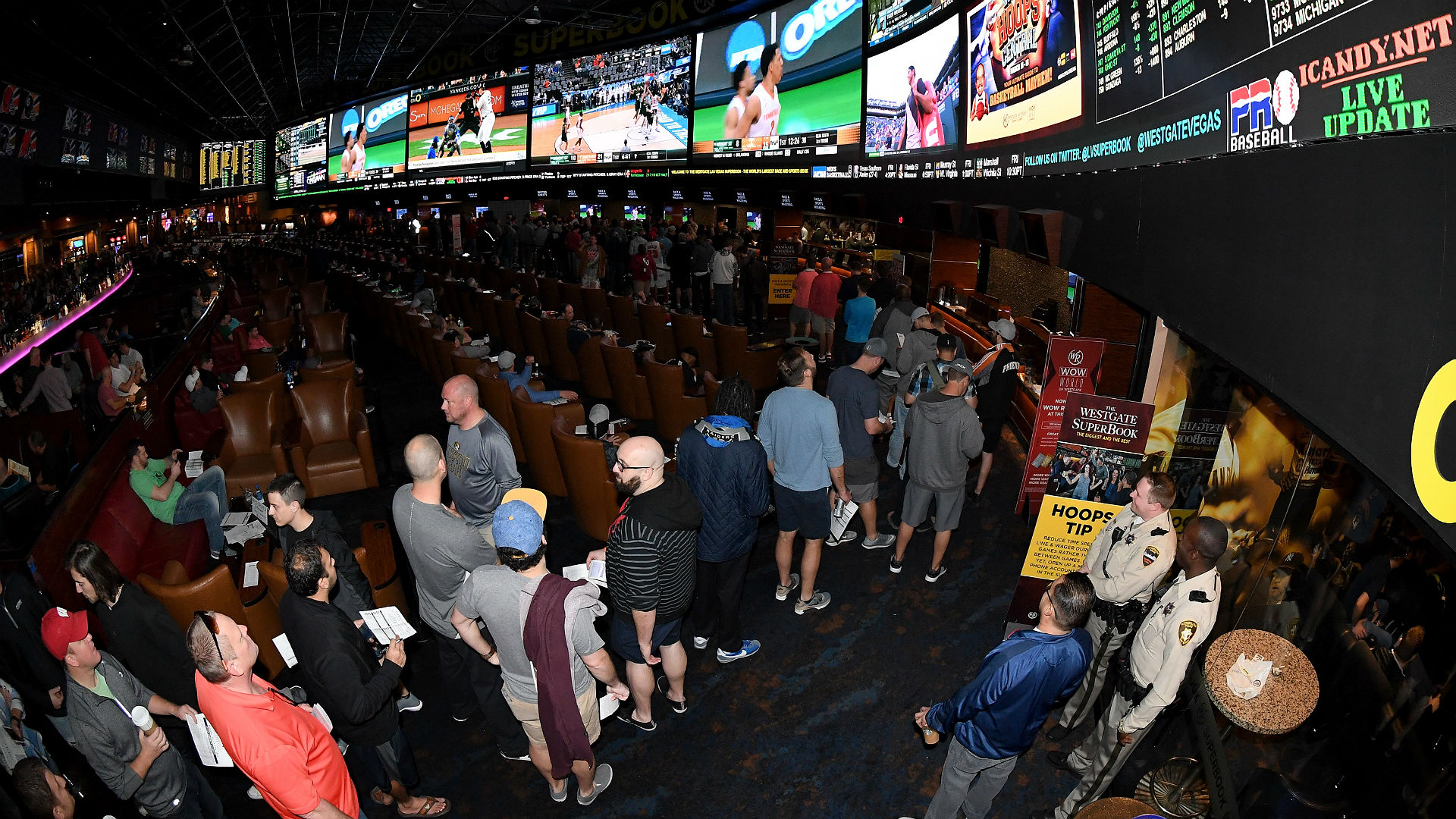 Westgate Resorts, Paragon Gaming Taking SuperBook Sports Betting Brand Nationwide