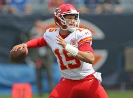 Kansas City Chiefs quarterback Patrick Mahomes lead his team to an NFL Week 1 victory. (Image: USA Today Sports)