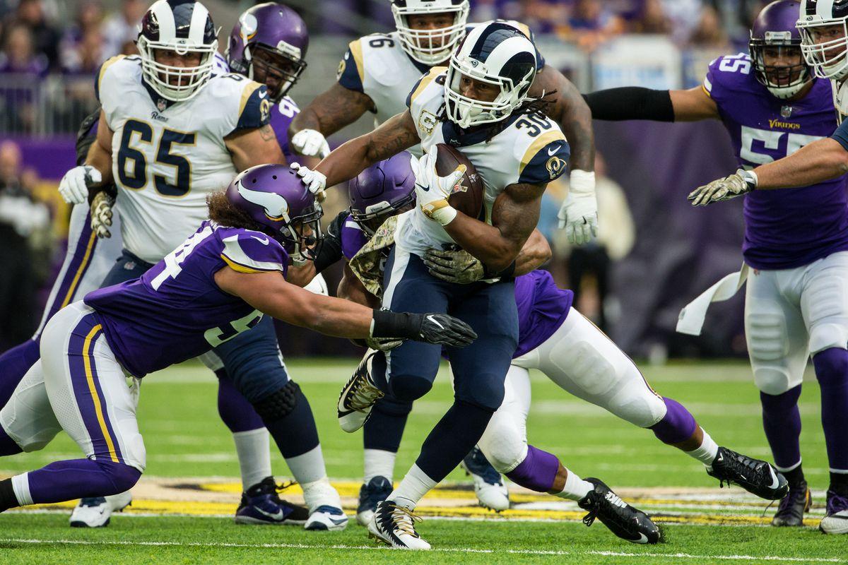 LA Rams vs. Minnesota Vikings
