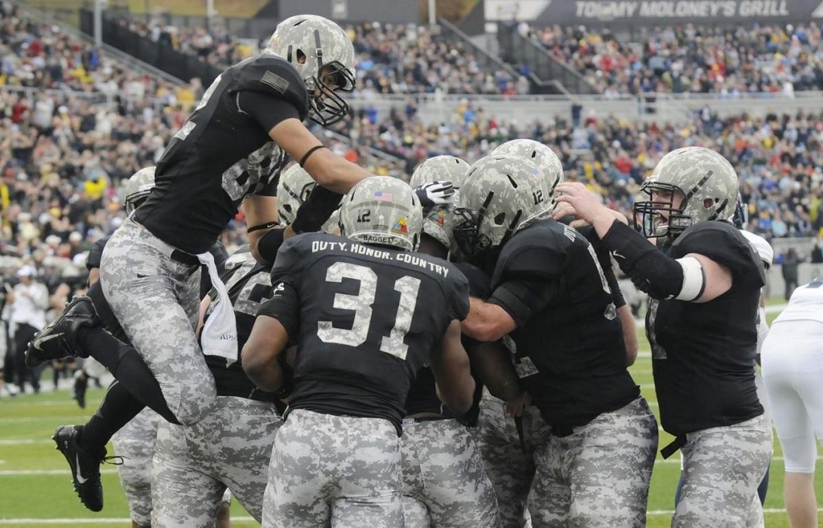 Army Black Knights Football