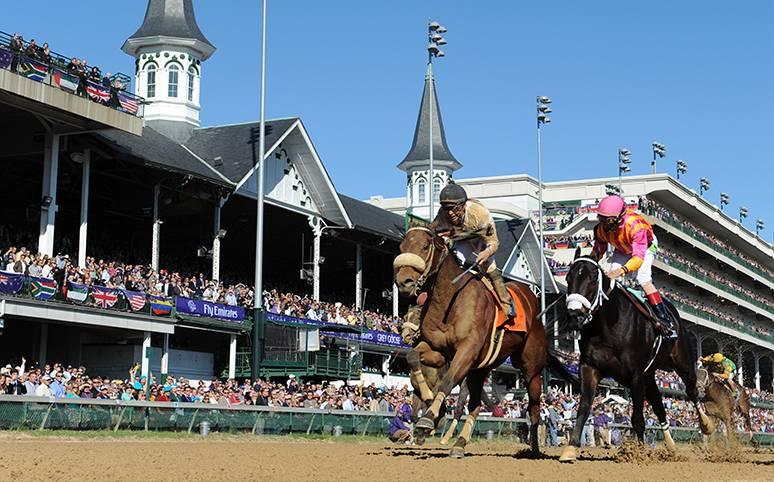 Churchill Downs, site of 2018 Breeders' Cup