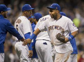 The Milwaukee Brewers will travel to Chicago for a one-game tiebreaker with the Cubs to determine who will becoming the NL Central champions. (Image: Darren Hauck/AP)