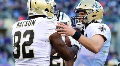 One of the Best QBs in History: Drew Brees Joins Elite 500 TD Club
