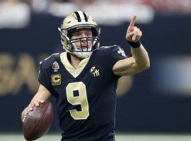 Saints QB Drew Brees closing in on record for all-time passing yards (Image: Chuck Cook / USA Today)