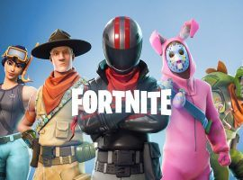The popularity of Fortnite is sweeping the gaming world. (Image: Epic Games)