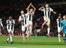 Juventus scored a convincing 1-0 win over Manchester United at Old Trafford in Champions League play on Tuesday. (Image: Reuters)