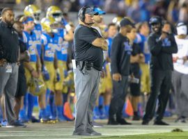 Chip Kelly, head coach of UCLA, is winless after 5 starts (Image: Getty)