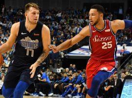 Dallas Mavericks gambled on top European player Luka Doncic (Image: AP)