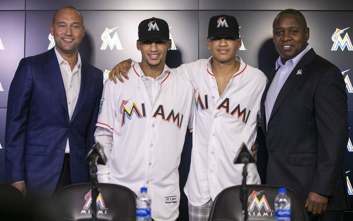 Miami Marlins Sign Mesa Brothers from Cuba in International Player Push