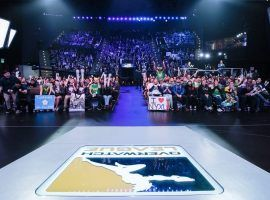 The Overwatch League has announced format changes for the 2019 season which will give teams more downtime for rest and strategizing between matches. (Image: Robert Paul/Blizzard Entertainment)
