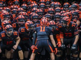 Princeton is 6-0 and trying to stay undefeated with a big game against Harvard (Image: Bill Corso/Princeton)