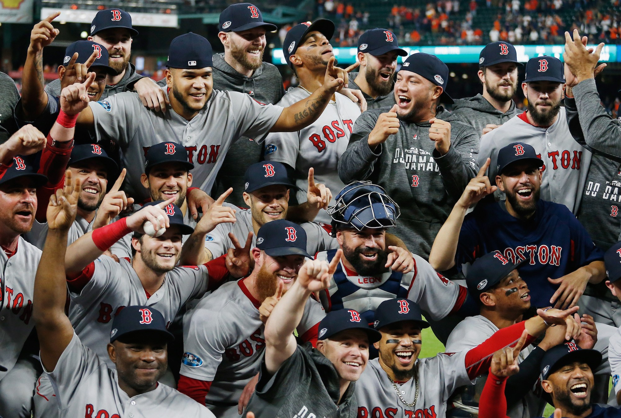 Red Sox ALCS World Series