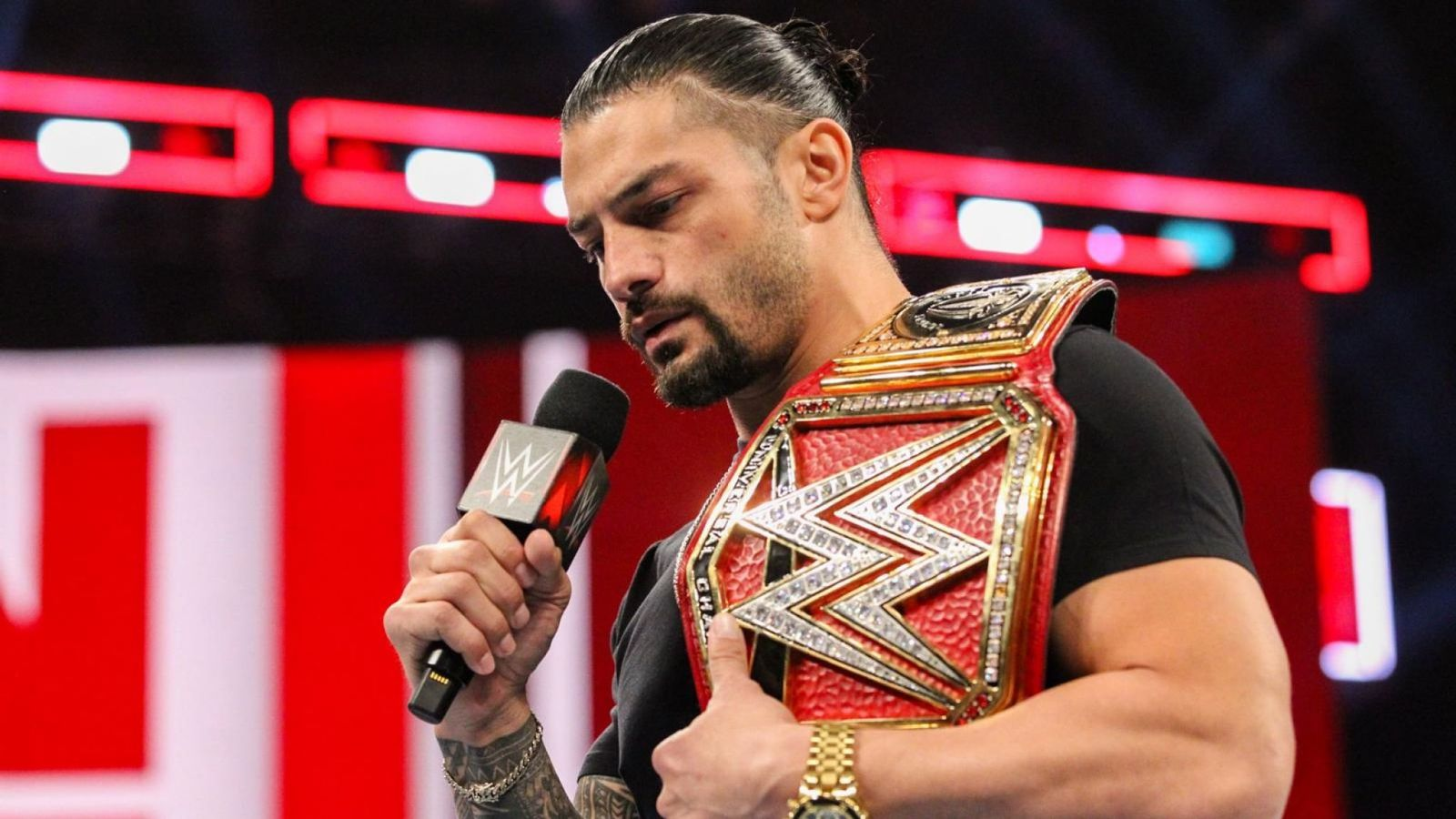 WWE Superstar Roman Reigns Diagnosed with Leukemia, Relinquishes Universal Championship