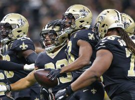 Safety Marcus Williams (43) leads a revamped defense for the New Orleans Saints. (Image: Michael DeMocker/Times-Picayune)