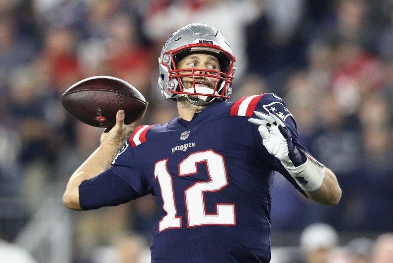 Tom Brady 500 TD