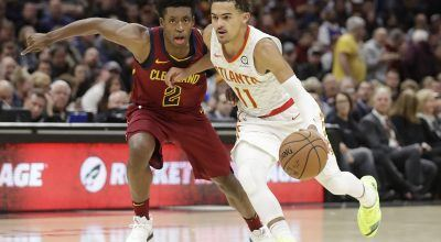 Trae Young Scores 35 Points, Most from a Rookie Since Steph Curry in 2010