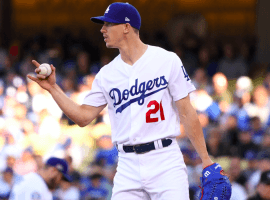 Dodgers rookie Walker Buehler will take the hill in Game 3 of the World Series, as Los Angeles tries to climb out of a 2-0 hole against the Boston Red Sox. (Image: Harry How/Getty)