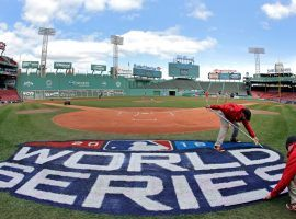 The Boston Red Sox will host the Los Angeles Dodgers in Game 1 of the 2018 World Series on Tuesday night. (Image: Elise Amendola, AP)