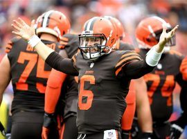 Cleveland Browns quarterback Baker Mayfield has led the team to a 2-2-1 record. (Image: Getty)