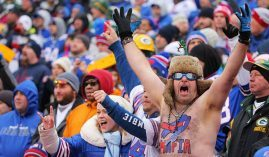 Going to an NFL game can be fun, but there's always a cost. (Image: Getty)