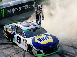 Chase Elliott won last week at Dover, and is guaranteed to advance to the next round of the NASCAR Cup Playoff Series. (Image: Foxsports.com)