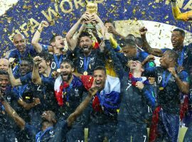 France came out on top of a tournament that was packed with thrills and surprises. (Image: CBS Sports)