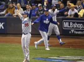 The Los Angeles Dodgers are hoping they are celebrating a World Series victory when they face the Boston Red Sox beginning Tuesday. (Image: AP)