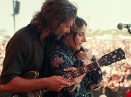 A Star is Born, staring Bradley Cooper and Lady Gaga, is the early favorite to win Best Picture at the 2019 Academy Awards. (Image: Warner Bros. Pictures)