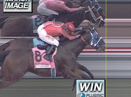 California horse racing authorities contend the technology at Santa Anita Park was good enough to determine the winner of this  TK (Image: Santa Anita)