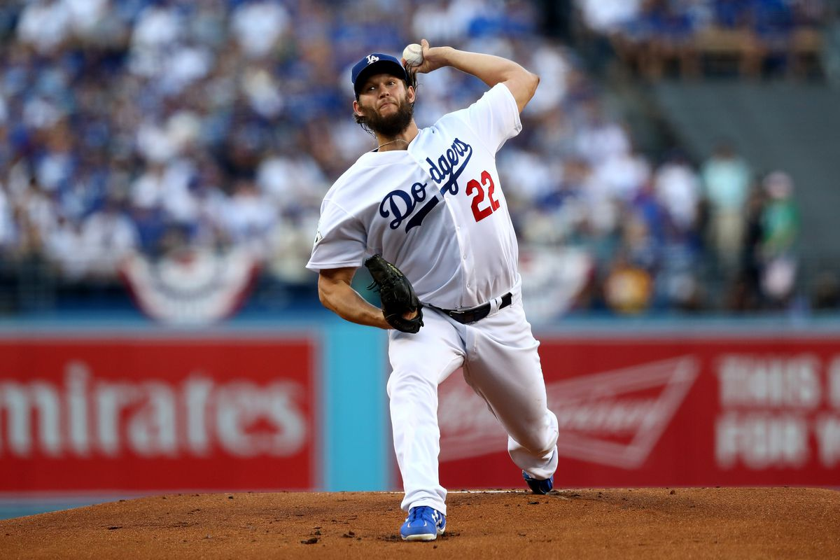 Clayton Kershaw Dodgers extension