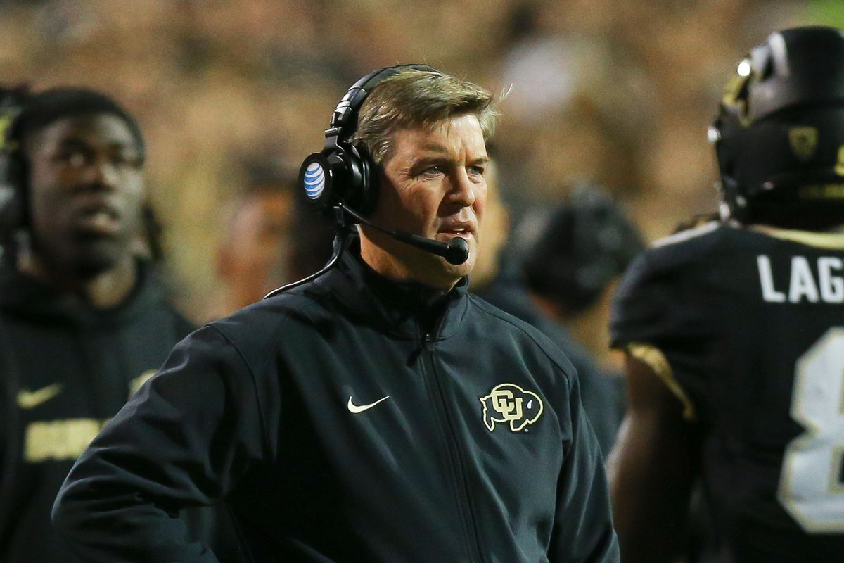 Colorado Fires Former AP Coach of the Year Mike MacIntyre