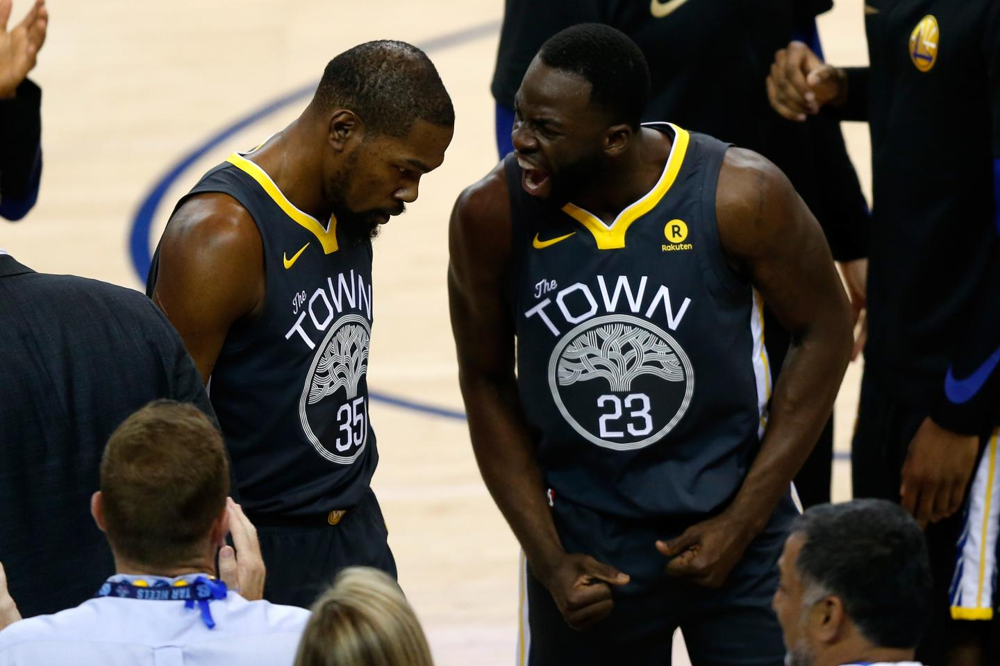 Draymond Green Kevin Durant