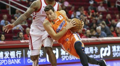 Jimmer Fredette Scores 75 Points in Chinese Basketball League (VIDEO)