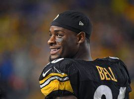 ESPN is now reporting that Le'Veon Bell is unlikely to report to the Pittsburgh Steelers before Tuesday's deadline, making him ineligible to play this season. (Image: George Gojkovich/Getty)